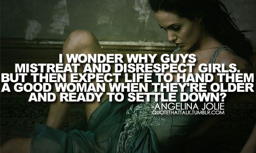 This can be true vice versa as well