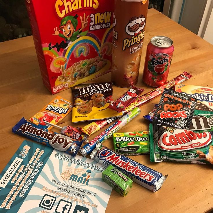 Whoot, it's Taffymail time. American goodies, lots of new ones that I haven't tried yet. Can't wait for the Christmas box next month! If anyone want to try them I've got a 15% off code #mytaffymail #anericancandy #nomnom