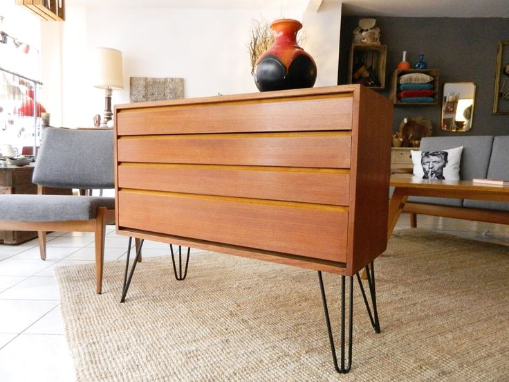 1960s Kommode/Sideboard von Grace & Glory, Vintage Shop