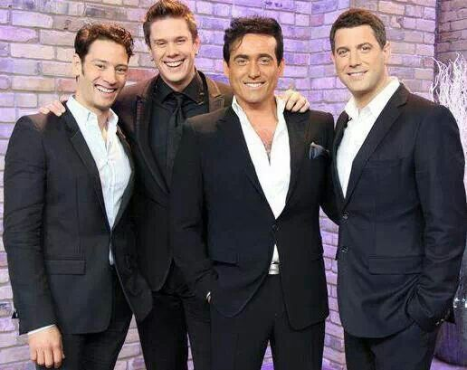 21 best il divo music images on pinterest - Il divo gruppo musicale ...