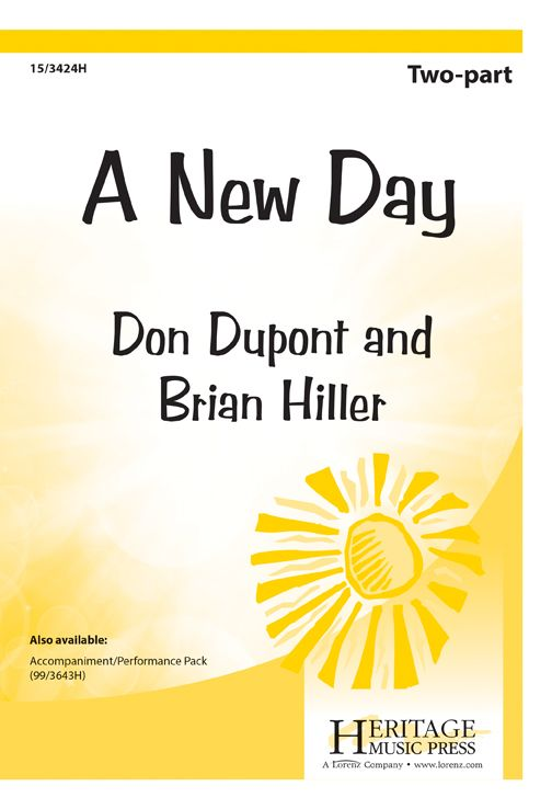 A New Day | 2017-2018 Choral Music Ideas | Peace songs