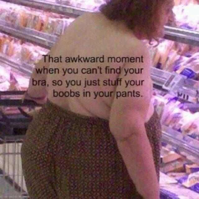 Gross... A Wal-Mart gem.