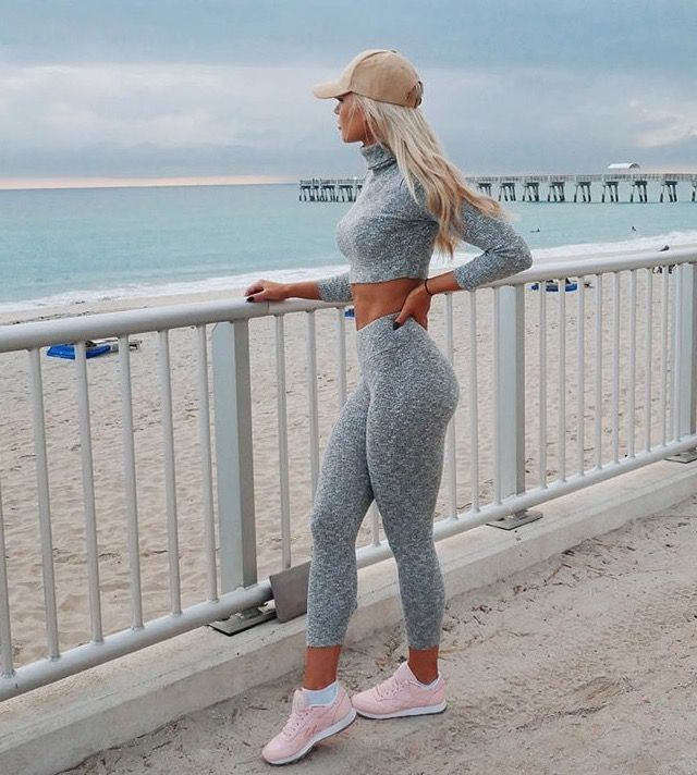 Träningskläder för tjejer | Imagenes fitness