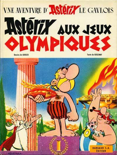 Astérix -12- Astérix aux jeux Olympiques - BD