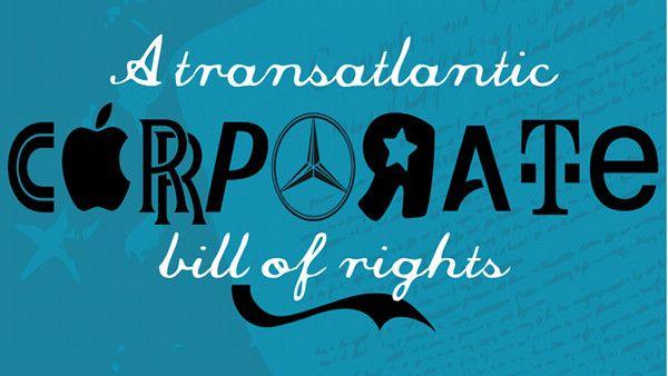 Une déclaration transatlantique des droits des multinationales (Les dessous de Bruxelles)