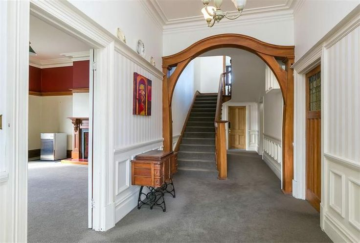Family residence or investment opportunity |I love the hall arch