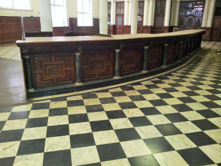 Natal Bank Bank Counter - Heritage Portal - 2013