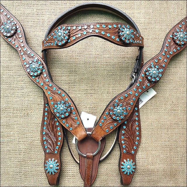 western horse tack set - Google Search