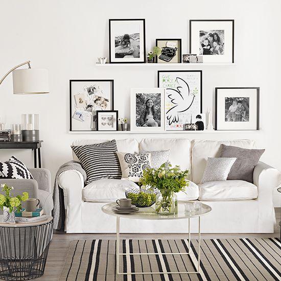 Best 25+ Photo ledge display ideas on Pinterest   Shelves ...