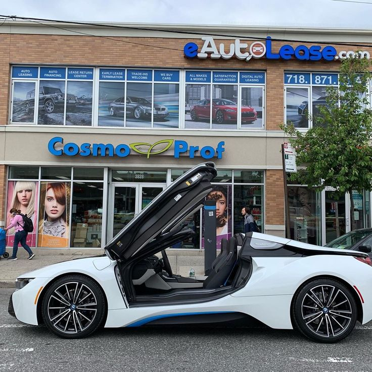 2019 BMW i8 Roadster Car lease, Lease deals, New cars