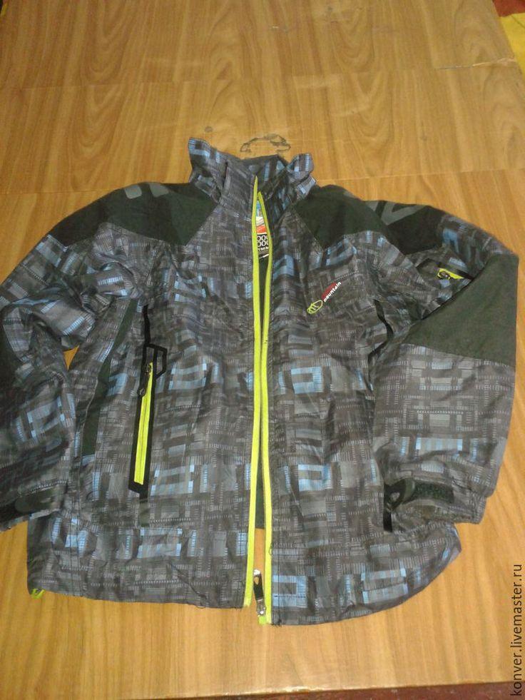 Ремонт одежды. Замена молнии в куртке - Ярмарка Мастеров - ручная работа, handmade