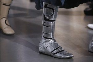 Paco Rabanne Fashion Show, Ready To Wear Collection Fall Winter 2016 in Paris