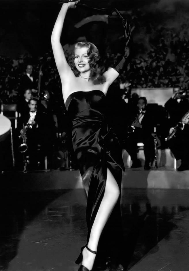 Rita Hayworth - Gilda
