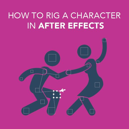 Character rigging in Adobe After Effects full tutorial. Lear how to animate characters with Adobe After effects in this how to guide.