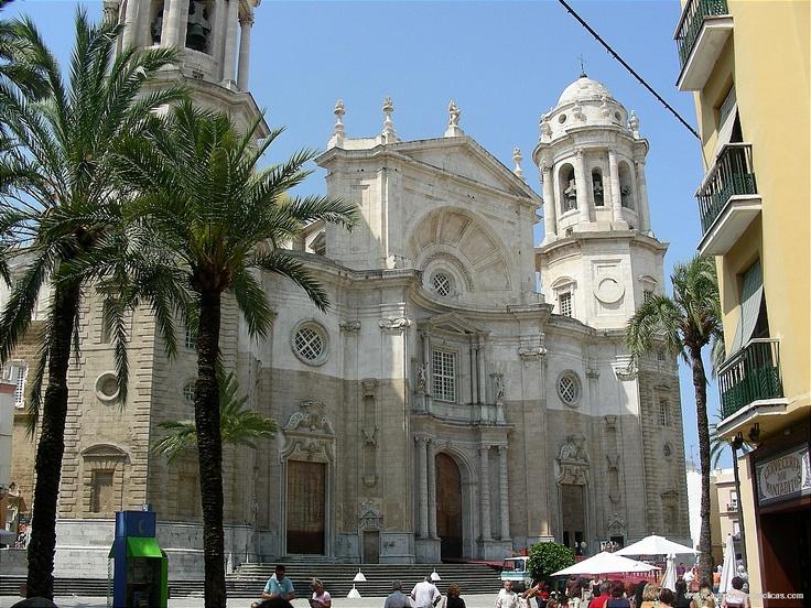 240 best images about barroco on pinterest baroque rome - Arquitectos cadiz ...