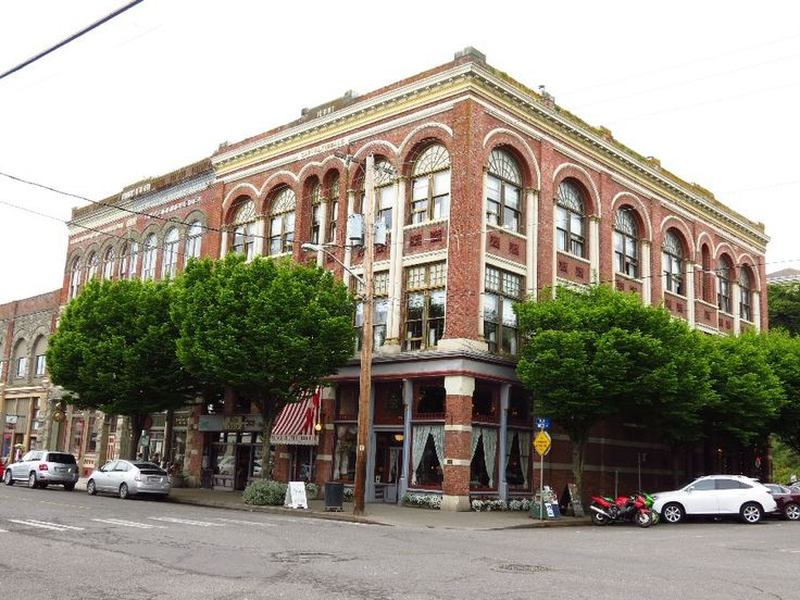 Port Townsend Hotels Downtown