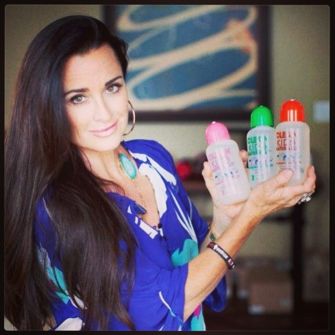 Kyle Richards and Clean Kids Naturally
