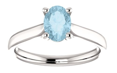 CHOOSE YOUR OWN Elegant Gemstone Ring