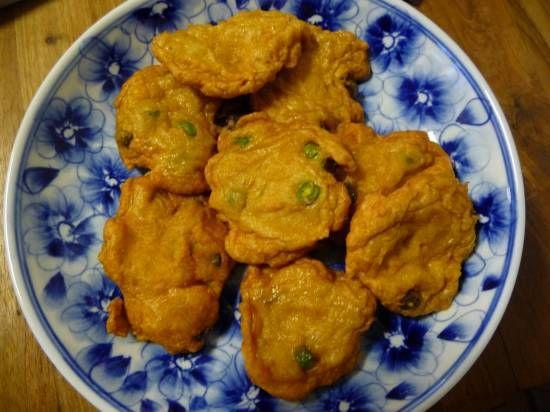 Ik had nog meer recepten op de plank liggen van de kookles in Chiang-Mai in…