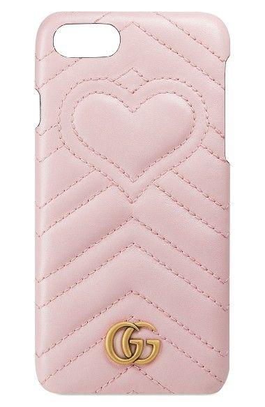 a02247e586f GUCCI Gg Marmont Leather Iphone 7 Case. #gucci # | Gucci in 2019 ...