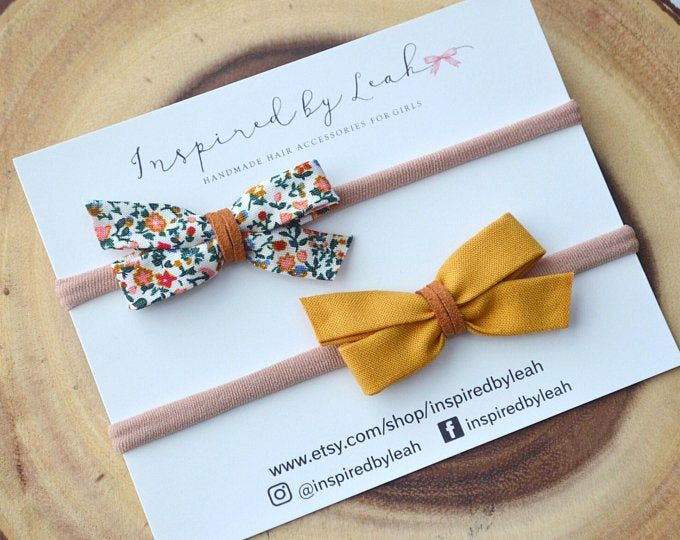 floral toddler bow hair bow floral hair bow floral headband toddler floral hair bow Liberty of London hair bow toddler floral headband