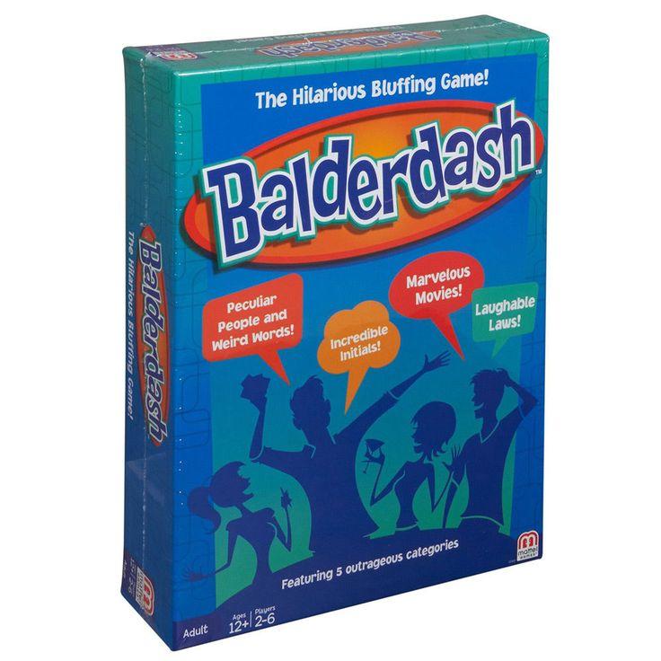 BALDERDASH REFRESH | Games World