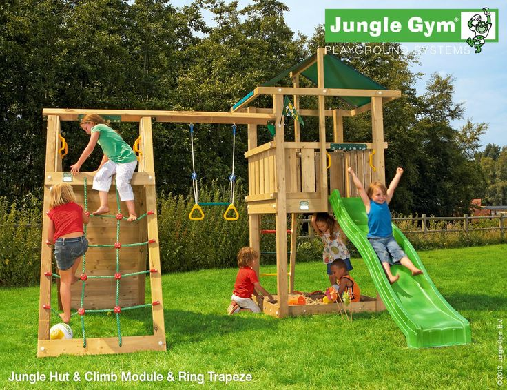 Beautiful Best Jungle Gym