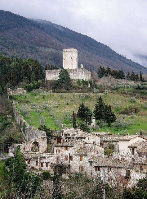 Assisi, Italy. Let's go back.