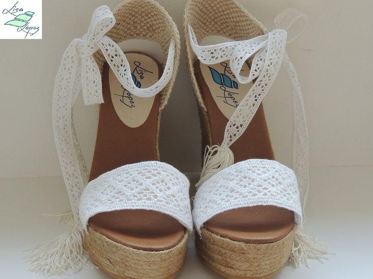Sandalias novia adlib – Cayetana