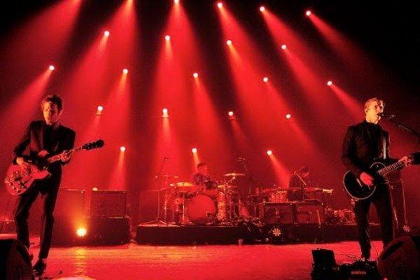Interpol Announce Tour Dates