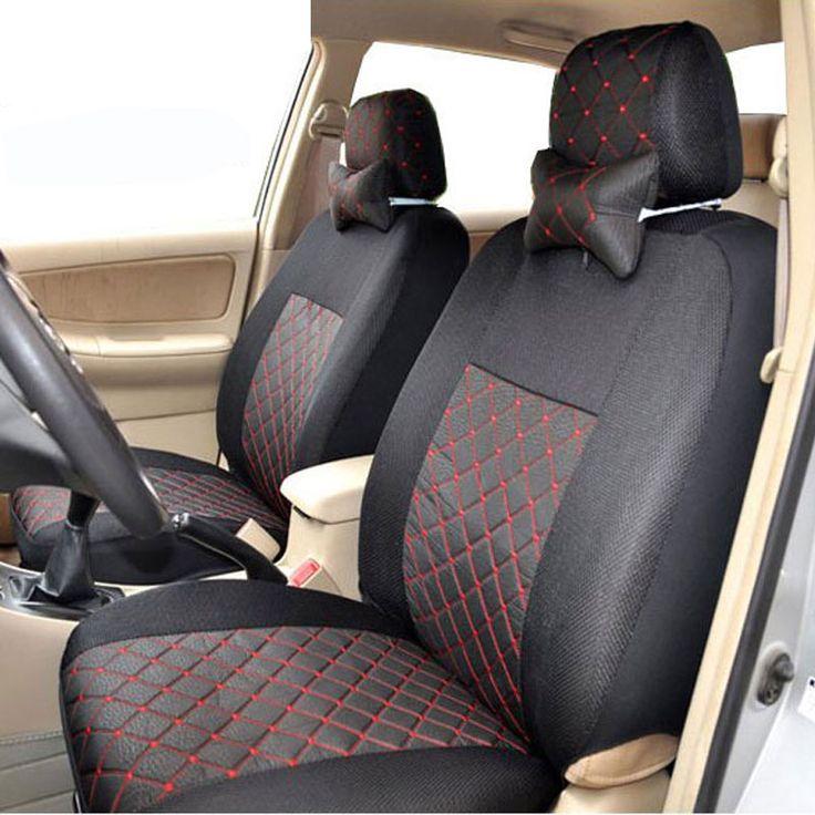 車のシートカバーユニバーサル用ハッチバックまたはsedam車5人乗り2/4/5ヘッドレスト後部座席バックスプリット40/60またはないシート車のカバー