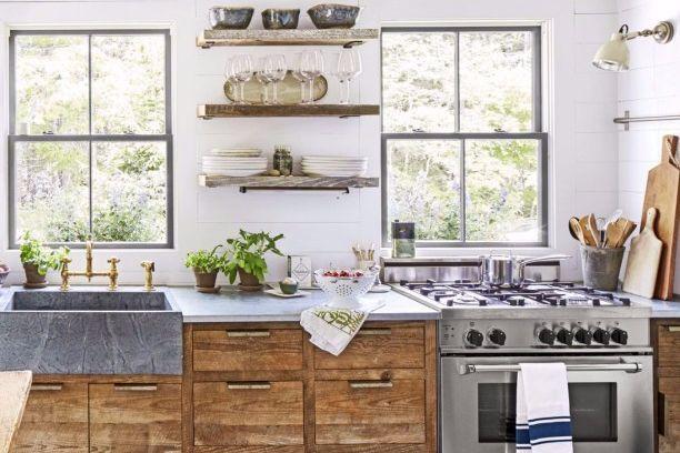 9 Inspirasi Desain Dapur Sederhana Dan
