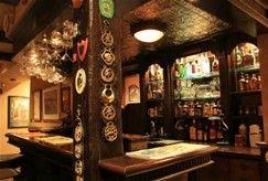 Awesome English Pub Decor #2 Basement English Pub