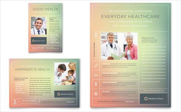 Half Page Flyer Templates Dengan Gambar
