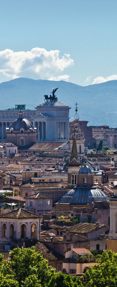 The best time of year to visit Rome ~ is in April, May, and late September through October, Italy