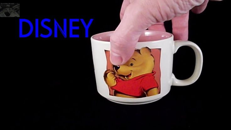 Disney's Winnie the Pooh mug