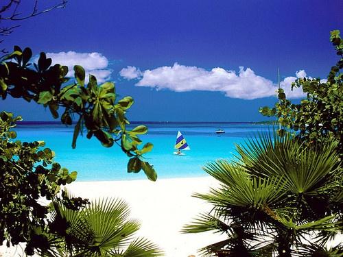 #Maunday Bay, Anguilla, Caribbean