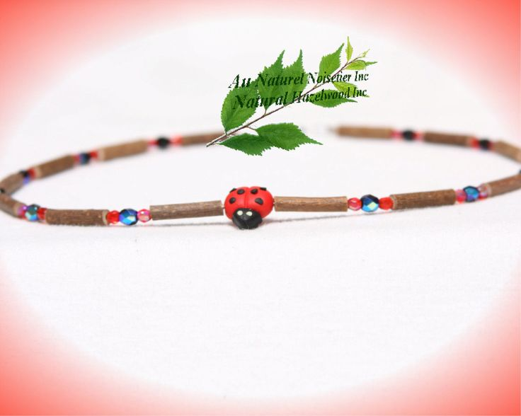 children (4 years +) hazelwood necklace