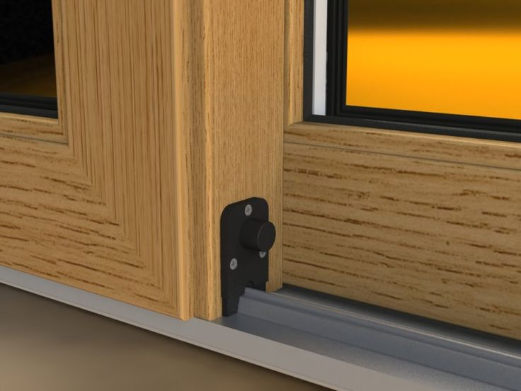 porte finestra sistema alzante