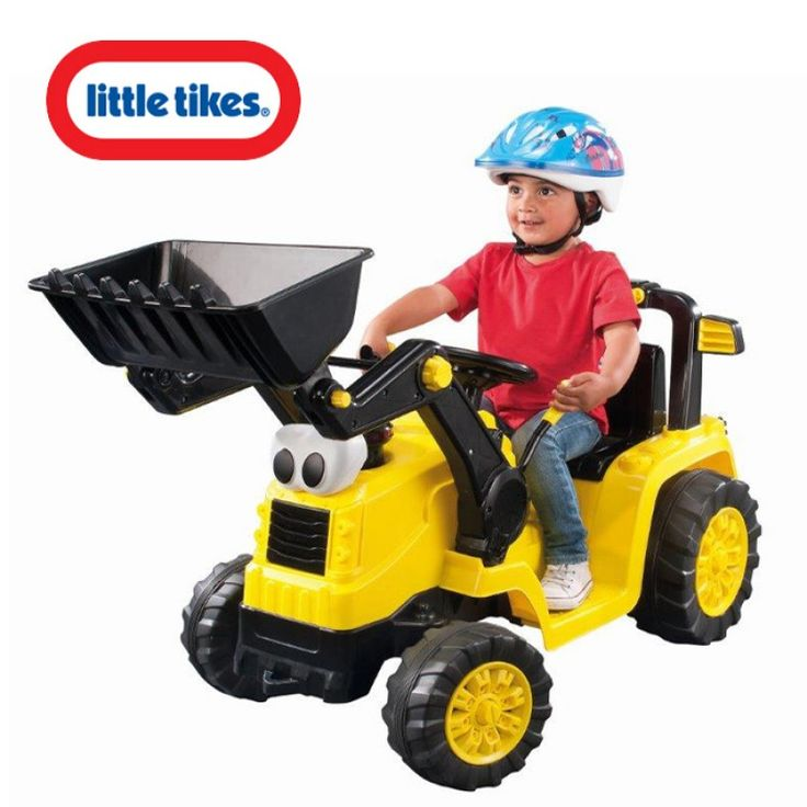 https://www.paid-off.com.au/product/little-tikes-12v-ride-toy-tractor-digger/ READY FOR LAYBY: LITTLE TIKES RIDE ON TRACTOR  ONLY 33 WEEKS TILL CHRISTMAS!  WEEKLY PAYMENTS OF $10.45 ACCEPTED :) #LITTLETIKES #TRACTOR #RIDEON  post: everywhere