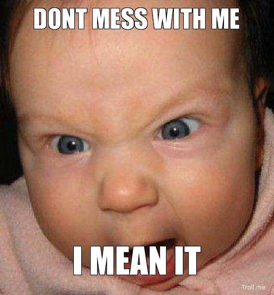 # Don`t mess   ε(●̮̮̃•̃)з •.☆.¸¸.•´¯`●  Funny Facebook Comments  / meme ●K@marinti ●.¸¸.•´¯`♥