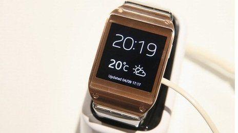 Samsung unveils Galaxy smartwatch
