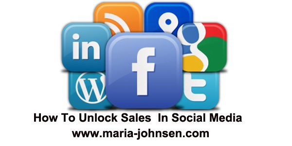 Social Media Marketing - How To Unlock Sales In Social Media | Multilingual SEO Blog