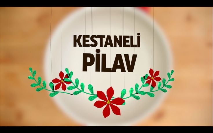 Bu Yılbaşı Klasiğini Hazırlamadan 2015'e Veda Etmek Olmaz! İşte Kestaneli Pilav Tarifi