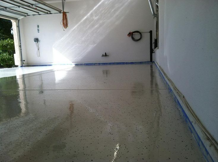 The 25 best garage flooring options ideas on pinterest for Garage floor ideas cheap