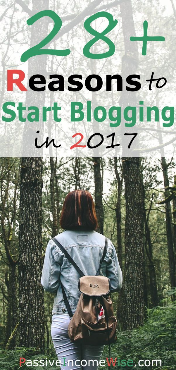"""I'm sure you might be wondering """"Should I also start a blog?""""  Of course, I think you should!  Here is a list containing 28 reasons why you should start blogging."""