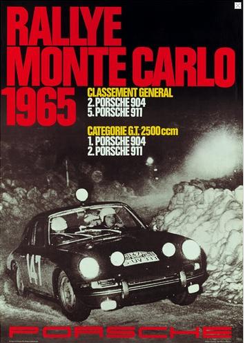 Monte Carlo 1965