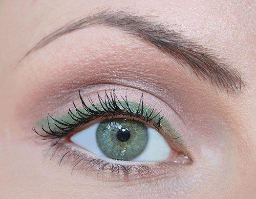 makeup colorato da giorno