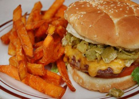... New Mexico - I recommend the Green Chile Cheese Burger | New Mexico