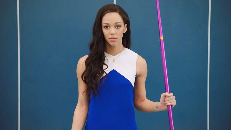 Vogue-UK Katarina Johnson-Thompson on Vimeo